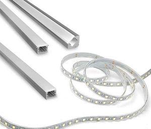Flexible LED Tape and Aluminium Profile Systems_Lighting Solutions NZ  sc 1 st  Pinterest & 12 best Cabinetry and Display Lighting Systems - Lighting Solutions ...