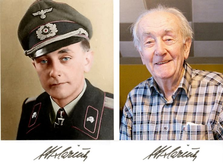 Otto Carius, passed away after a short, but serious illness, aged 92 Otto Carius was a German Panzer ace of WW2, fighting on the Panzer 38(t), Tiger and finally the Jagdtiger.