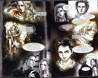kroana: Novela Gráfica: Luna Nueva de Stephanie Meyer