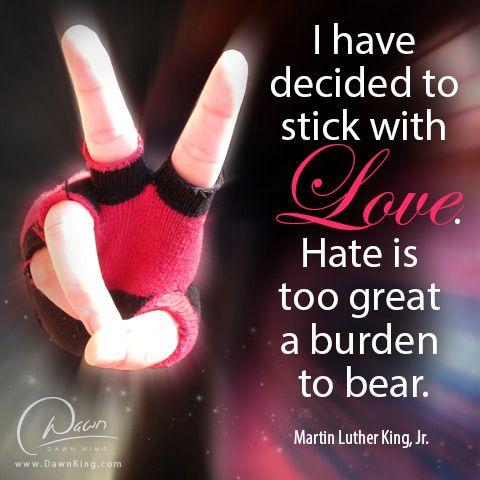 Love. www.dawnking.com