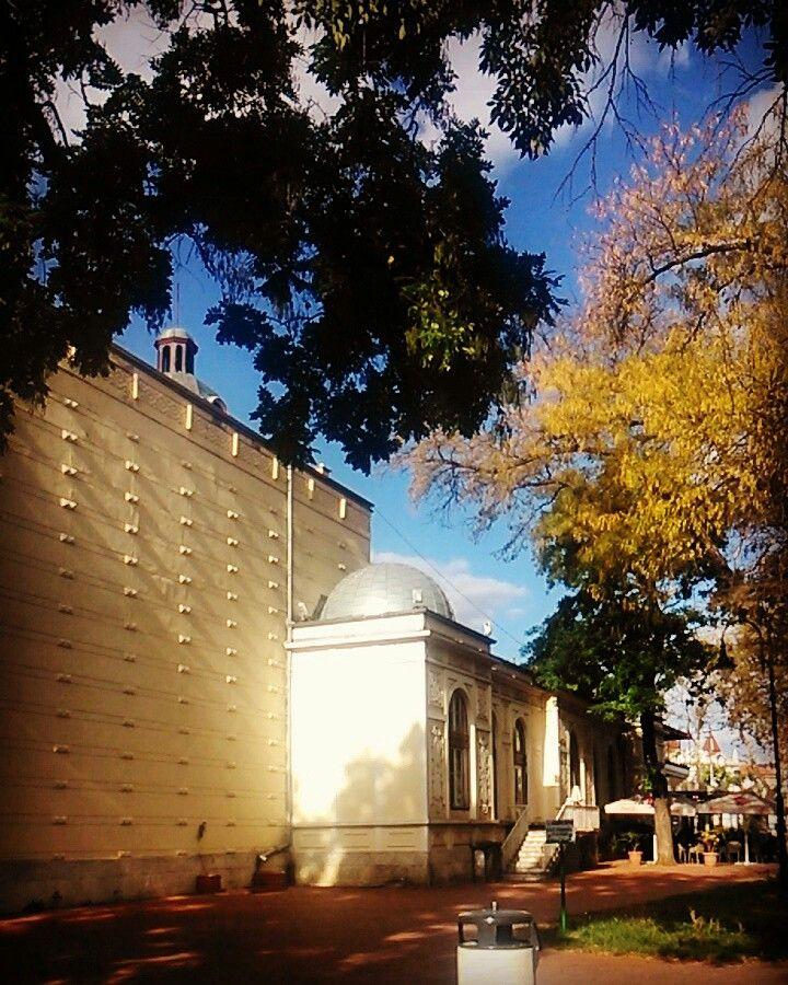 Nice fall day in Varna.