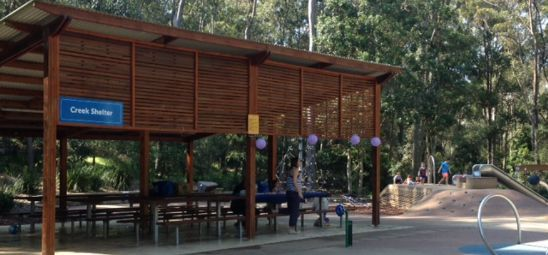 Blackbutt Reserve   Book a shelter at Blackbutt Reserve and a private critter show for the kids.