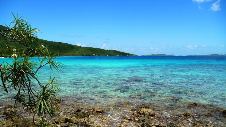 Caneel Bay in St. John, U.S. Virgin Islands