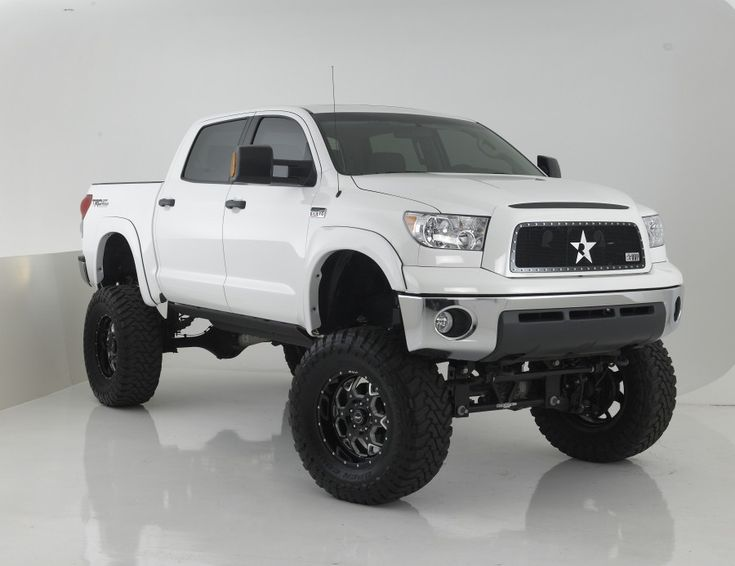 2007 2015 Toyota Tundra 10 12 Inch Lift Kit Trucks