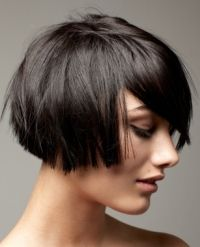 how to do s haircut 25 best ideas about tapered bob on stacked 2744