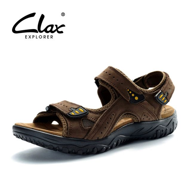 Cheap shoes casual, Buy Quality shoes designer directly from China shoes  shoes Suppliers: Clax Summer Sandals Men 2017 Designer Men's Leather  Sandals ...