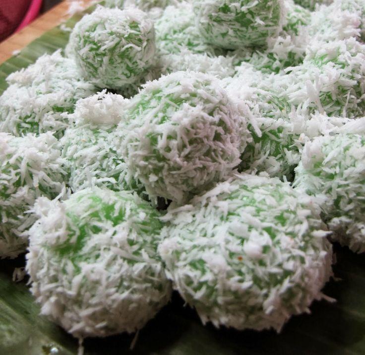 Jajanan, Sehat, Kue, Basah, Kelepon, tradisional, Indonesia