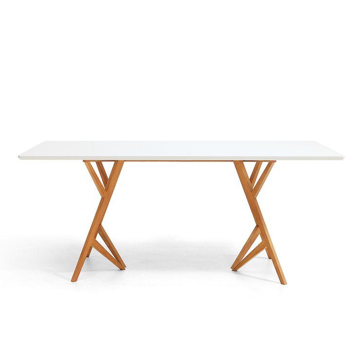 Table de salle à manger Bâle Vispa | Dewarens