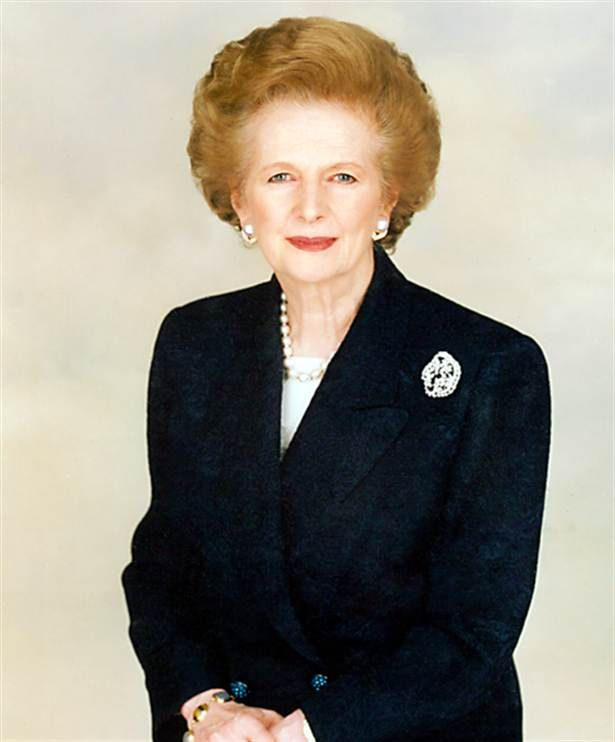 24. Margret Thatcher