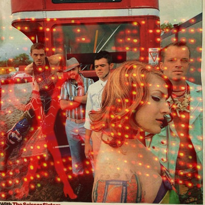 """Scissor Sisters: A catsandkids Mixtape / """"I Don't Feel Like Dancin' """" (with Elton John) / http://www.youtube.com/watch?v=4H5I6y1Qvz0  / Wake up in the morning with a head like 'What ya done?' This used to be the life but I don't need another one Good luck cuttin' nothin', carryin' on, you wear them gowns So how come I feel so lonely when you're up gettin' down? So i play along when I hear that favorite song..."""