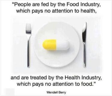 Food Inc banners
