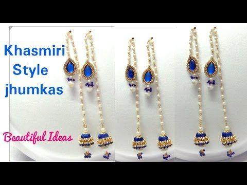 98 best silk images on Pinterest | Thread jewellery, Jewellery ...