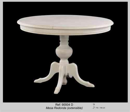 37 best mesas redondas images on pinterest round dining - Mesa de madera redonda ...