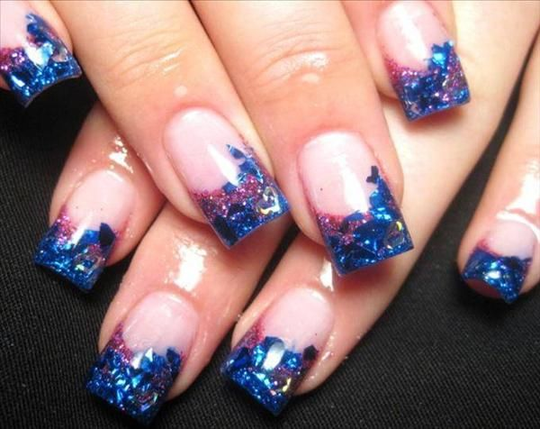 Shellac Nail Design Ideas shellac manicure ideas cute summer flower design nails Find This Pin And More On Nail Design Ideas