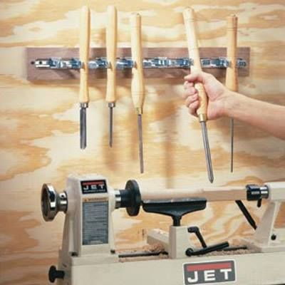 wood lathe tools and how to use them