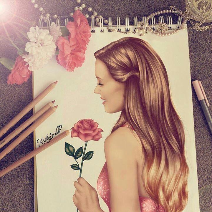 Kristina Webb wish I could draw like this