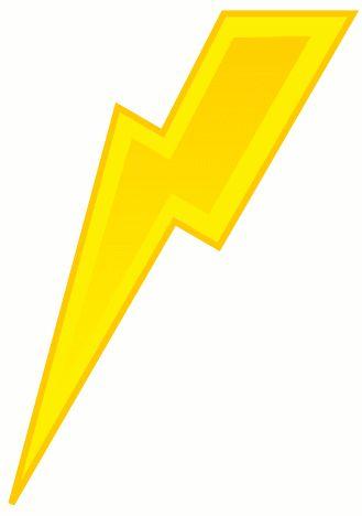 lightning could strike.