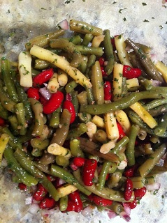 Mixed Bean Italian Salad