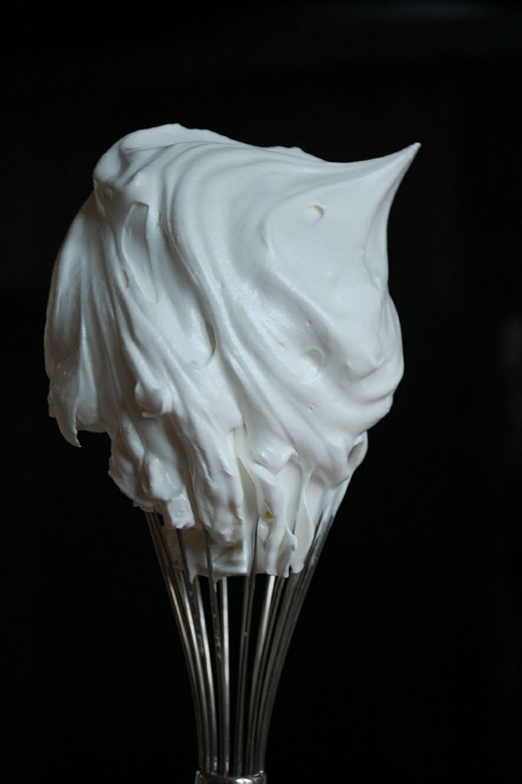 Organic marshmallow fluff