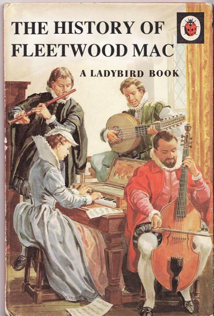 Ladybird Book Cover Pictures : Images about every funny thing that s ever happened