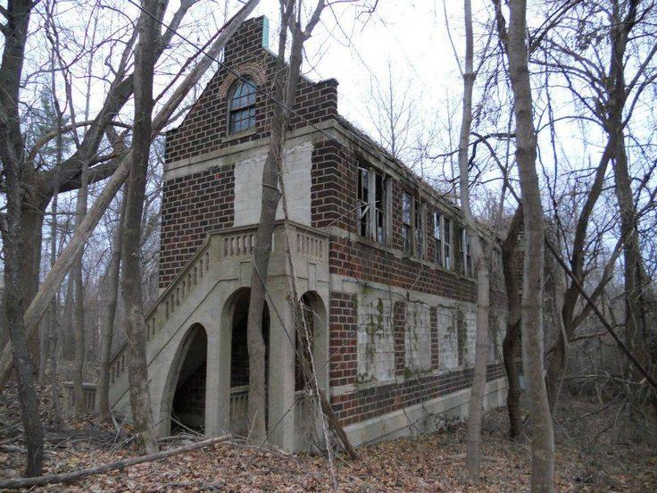 Haunted Seaview Hospital Staten Island