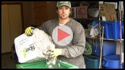 Cellulose Insulation - How to Install Blown Insulation by Yourself  It's hard to believe that blowing insulation could be easier than rolling out fiberglass, but if so, that's awesome, because i think it's more effective?  now i just need to figure out which is cheaper