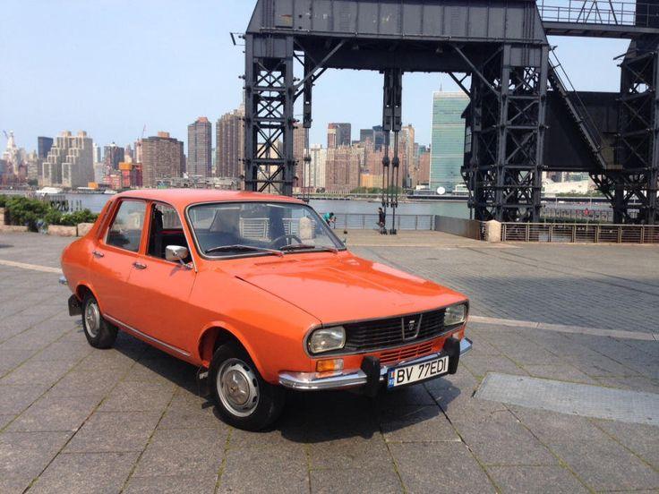 Dacia 1300 din America