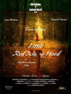 """The French Version of """"Little Red Riding Hood"""" is a bit different. Horror Films in Hotlanta 2017 Official Selection  http://horrorfilmsinhotlanta.blogspot.com/2017/06/Little-Red-Riding-Hood-Horror-Films-in-Hotlanta-2017.html?utm_campaign=crowdfire&utm_content=crowdfire&utm_medium=social&utm_source=pinterest"""