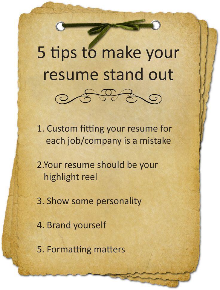 43 best Job Opprtunities images on Pinterest Resume, Career - resume formatting matters