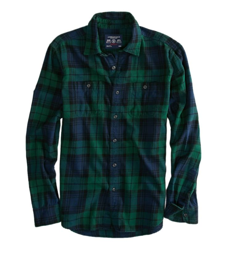 Best 25 Green Flannel Ideas On Pinterest Oversized