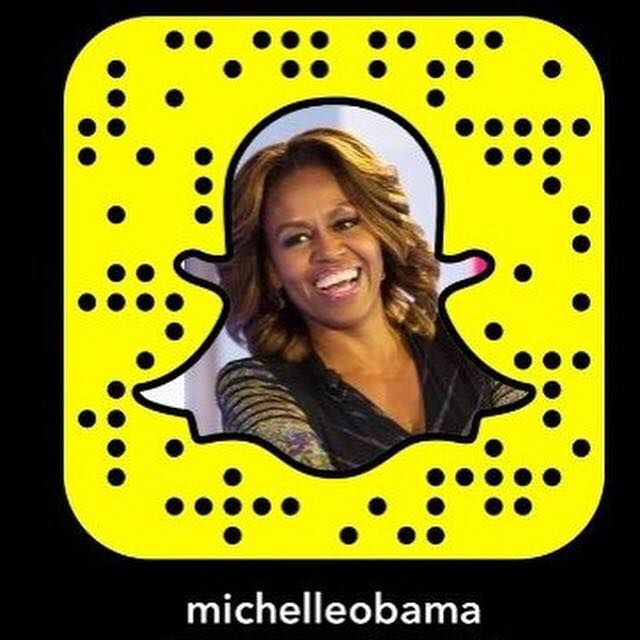 Primeira dama dos EUA, Michelle Obama cria conta no Snapchat http://angorussia.com/entretenimento/famosos-celebridades/primeira-dama-dos-eua-michelle-obama-cria-conta-no-snapchat/
