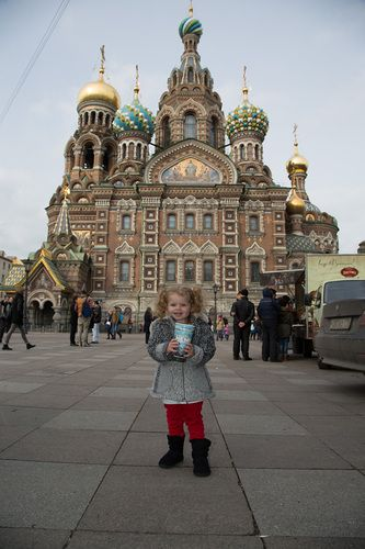(Como and) O que visitar em São Petersburgo