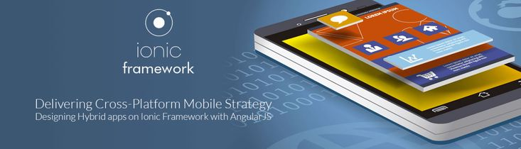 We design and deliver iconic mobile apps on Ionic framework taking the max out of AngularJS on open source platform.