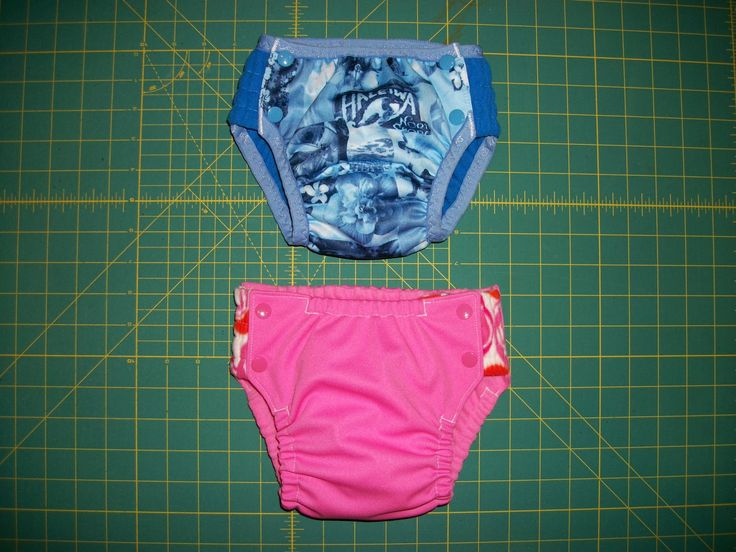 Simple Diaper-Sewing Tutorials: Pull-Up Trainers