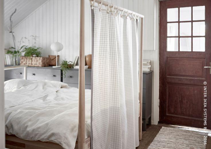 design suédois Optez pour ce lit et penderie à la fois Lit GJÖRA