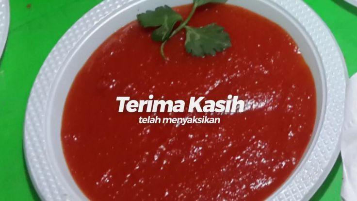 Cara Membuat Saos Tomat https://youtu.be/sap8qZtF4lk