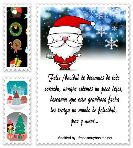 frases para enviar en Navidad a amigos,frases de Navidad para mi novio:  http://www.frasesmuybonitas.net/saludos-de-navidad-para-whatsapp/