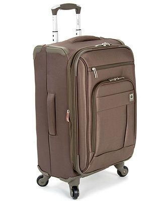 """Delsey Helium Superlite 2.0 21\"""" Carry On Expandable Spinner Suitcase"""