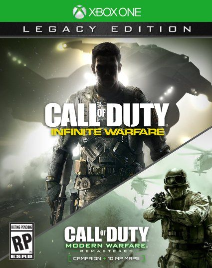 Call of Duty: Infinite Warfare - Legacy Edition - Xbox One                                                                                                                                                                                 More
