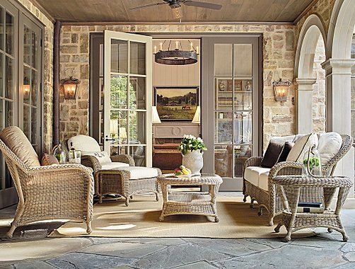 Frontgate Summer Classics Furniture Classic Collection - Patio Furniture Sets