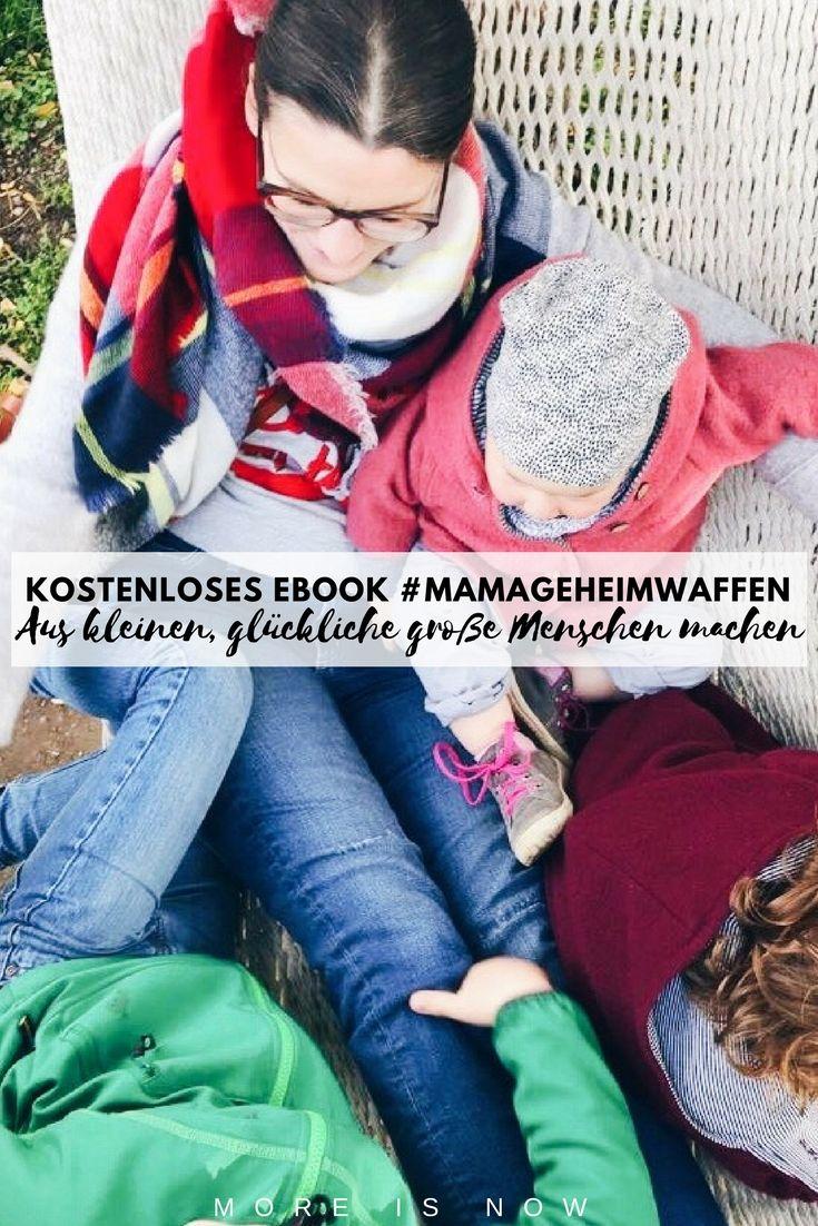 Freebie E-Book #mamageheimwaffen mit mehr als  100 Tipps für Mamas von Mamas #mama #kinder #mamalife #tipps #freebie