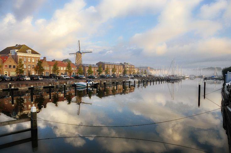 Port of Hellevoetsluis #holland