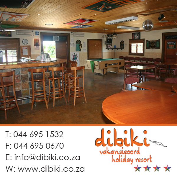 Fully license bar and a pool table are available at Dibiki and don't forget about the darts. You can also come and watch Rugby here at Dibiki. #bar #pooltables #rugby