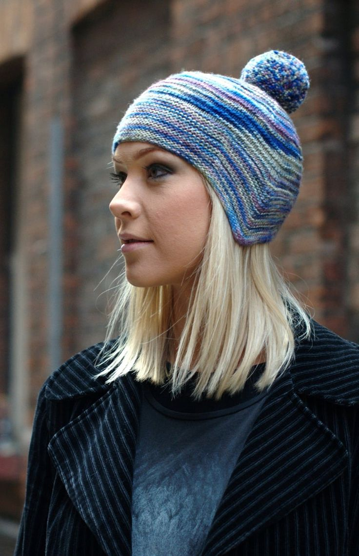 Cornice Hat PDF knitting pattern instructions | Etsy