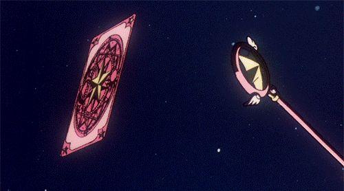 Cardcaptor Sakura: The Movie II / Cardcaptor Sakura Movie 2: The Sealed Card | CLAMP | Madhouse / Kinomoto Sakura, The Star Key, and The Sword Card