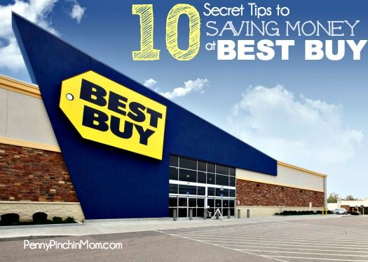 There are always ways to save money at your favorite store...including Best Buy!  Check out our 10 SECRET tips you need to know to save money when shopping at Best Buy!