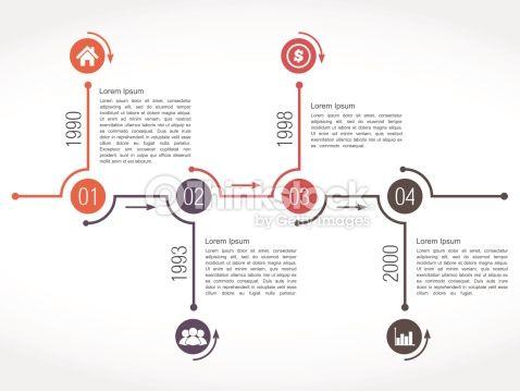 Best  Timeline Design Ideas On   Timeline Timeline
