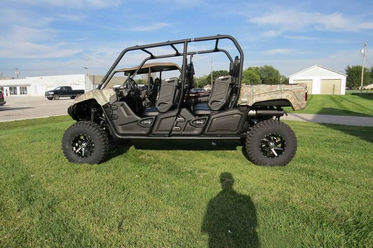 New 2017 Yamaha VIKING VI EPS HUNTER ATVs For Sale in Illinois. 2017 YAMAHA VIKING VI EPS HUNTER, Sale price is based on the manufacturer's suggested retail price (MSRP) and is subject to change. Sale price excludes destination charges, optional accessories, applicable taxes, installation, setup and/or other dealer fees. Price does not include lift kit or tire wheel kit.