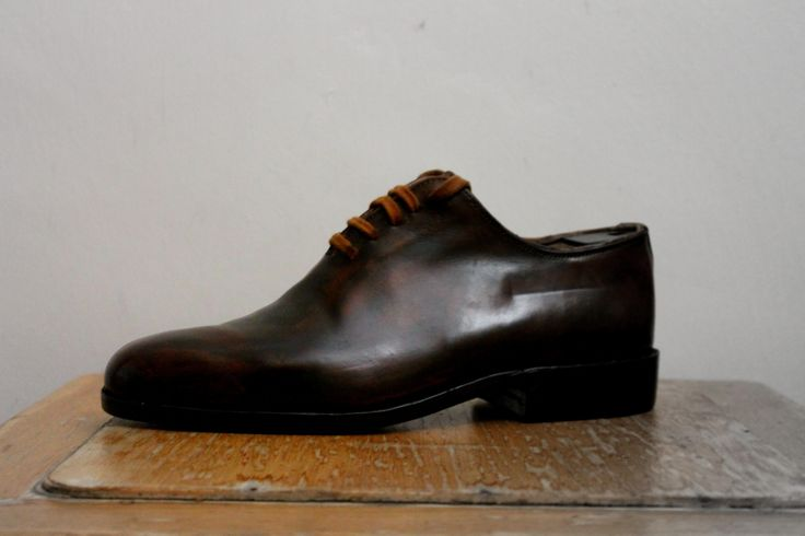 My first #handmade #wholecut #shoes