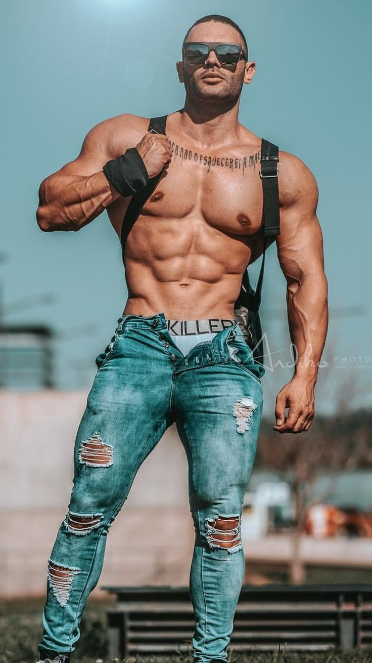 Pin by Calvin Atkins on America's Hunky Men in 2019 | Sexy ...